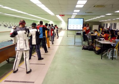 10M AIR RIFLE FINAL